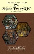 The Majestic Fantasy RPG, Basic Rules
