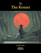 The Kensei (5E)
