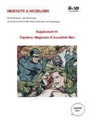 Supplement IV: Captains, Magicians, and Incredible Men [BUNDLE]
