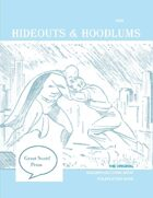 Hideouts & Hoodlums [Basic 2nd edition]