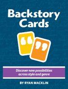 Backstory Cards vol. 2