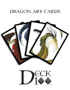 Dragon Art Cards (no Deck100 logo)