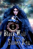 Black Wolf Silver Fox