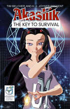Akashik: The Key to Survival Scroll 1 Chapter 1