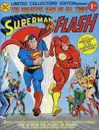 Secret Identity Podcast Issue #452--Superman vs. The Flash
