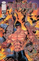 Secret Identity Podcast Issue #457--Justice League and Tekken Forever