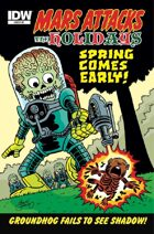 Secret Identity Podcast Issue #469--Amazing Spider-Man and Mars Attacks