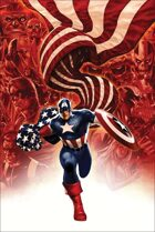Secret Identity Podcast Issue #472--Captain America and Evil Dead