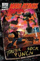 Secret Identity Podcast Issue #488--Spider-Man and Mars Attacks
