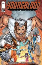 Secret Identity Podcast Issue #491--Youngblood and Jeff Lemire