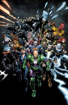Secret Identity Podcast Issue #545--Forever Evil and The World's End