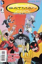 Secret Identity Podcast Issue #547--Captain America and Batman Inc.
