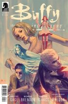 Secret Identity Podcast Issue #607--Buffy and Doc Savage