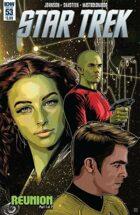 Secret Identity Podcast Issue #709--Star Trek and Swamp Thing