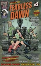Secret Identity Podcast Issue #201--Haunt, Fearless Dawn and Jackpot