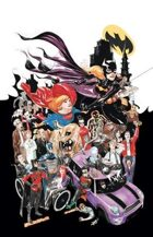 All-New Secret Identity Podcast #7--Batgirl, Venom and Free Lunch Comics