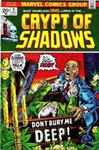 All-New Secret Identity Podcast #25--Crypt of Shadows and Star Wars Toys