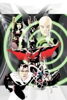 All-New Secret Identity #31--Batman Beyond and In Living Color