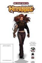 Witchblade: Unbalanced Pieces: Free Comic Book Day 2012