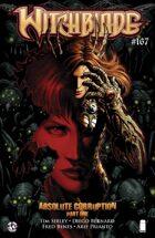 Witchblade #167