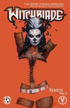 Witchblade Rebirth Volume 3