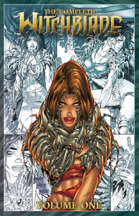 The Complete Witchblade, Volume 1