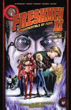 Freshmen Volume 2 Trade: Fundamentals of Fear