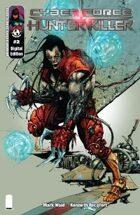 Cyberforce/Hunter-Killer #2