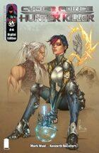Cyberforce/Hunter-Killer #4