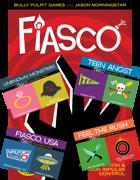 Fiasco + 4 Expansion Packs [BUNDLE]