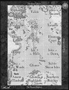 Wilderlands of High Fantasy - Map Pack