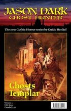 Ghosts Templar (Jason Dark - Ghost Hunter)