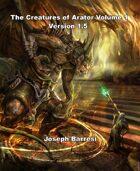 The Creatures of Arator Volume 1