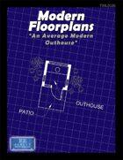 Modern Floorplans: An Average Thunderbox