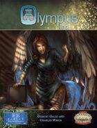 Olympus, Inc Character Sheet