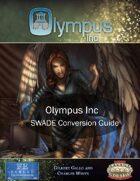 Olympus Inc. SWADE Update