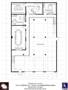 Modern Floorplans: Two-Story Warehouse