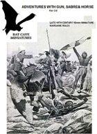 Adventures with Gun, Sabre & Horse II