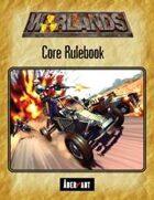 Warlands Core Rulebook