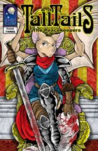 TALL TAILS:The Peacekeepers #3