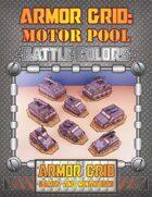 Armor Grid: Motor Pool - Battle Colors