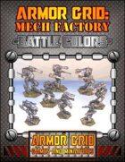 Armor Grid: Mech Factory - Battle Colors