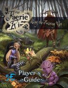 Along the Twisting Way: The Faerie Ring Player's Guide (5E)