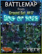 FREE Battlemap from Ground Set #17 - Bog of Hope