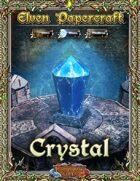 Elven Papercraft - Crystal Expansion