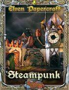 Elven Papercraft - Steampunk Expansion