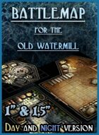 Battlemap for the Old watermill