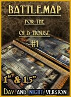 Battlemap for the Old house #1