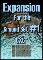 Expansion for the Ground set #1- River, beach, sea