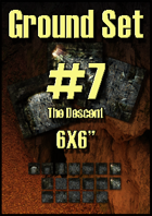 Ground Set #7 - Cave